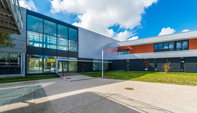 La Maison Des Etudiants Université De Technologie De Troyes