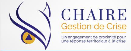 Logo Chaire Gestion de Crise