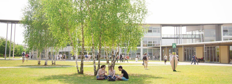 campus UTT