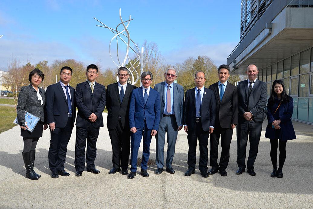 délégation IUIA