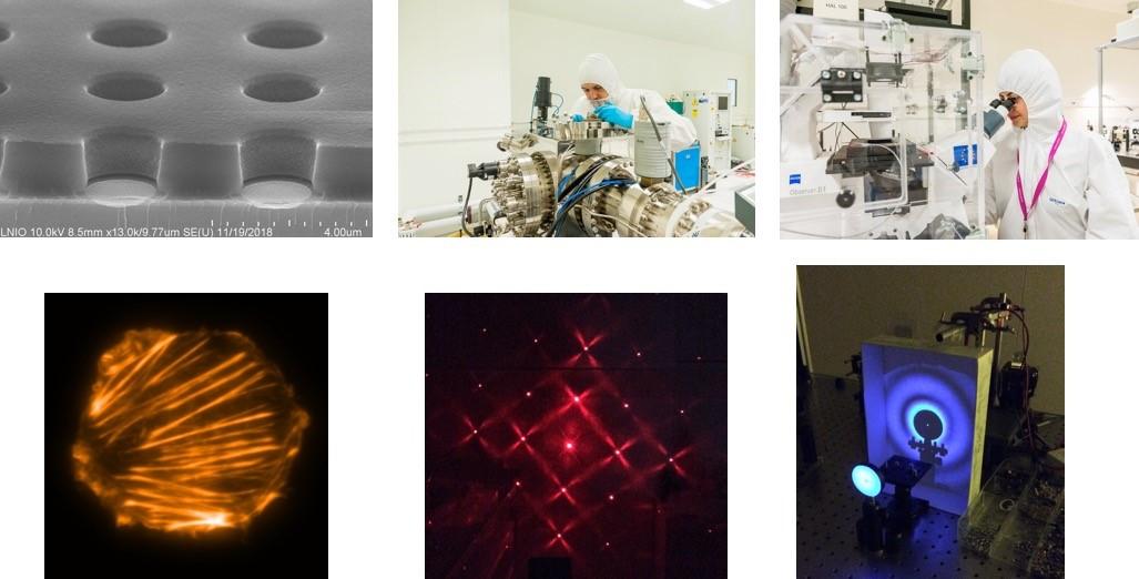 Nano Phot Lauréat De La Deuxième Vague De Lappel à Projet
